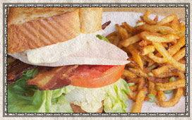 Turkey BLT @ El Camino Real