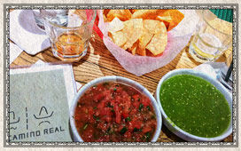 Chips & Salsa @ El Camino Real